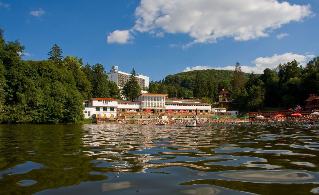 Medve-tó Szovátán