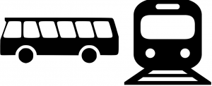 buszvonat ikon