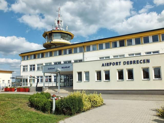 Debreceni reptér