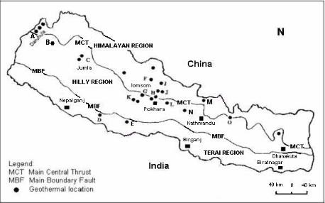 Nepál termál