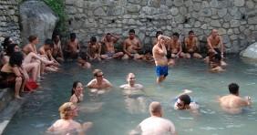 A világ legmagasabb és legelképesztőbb termálfürdői