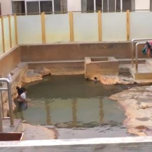 Tingri termálfürdő