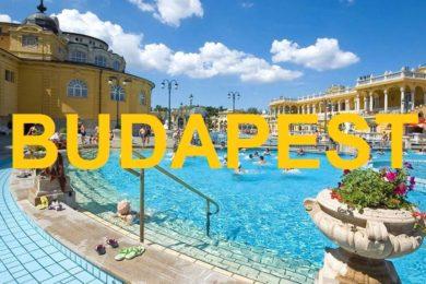Budapesti fürdők: 14 milliárdos fejlesztés