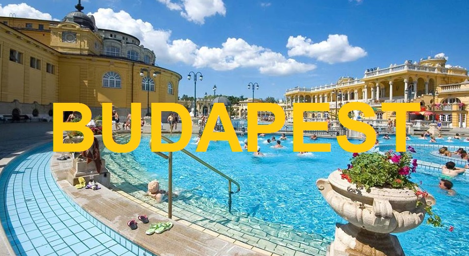 Budapest gyógyfürdői