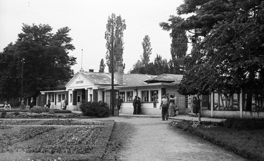 Hajdúszoboszló 1953-ban
