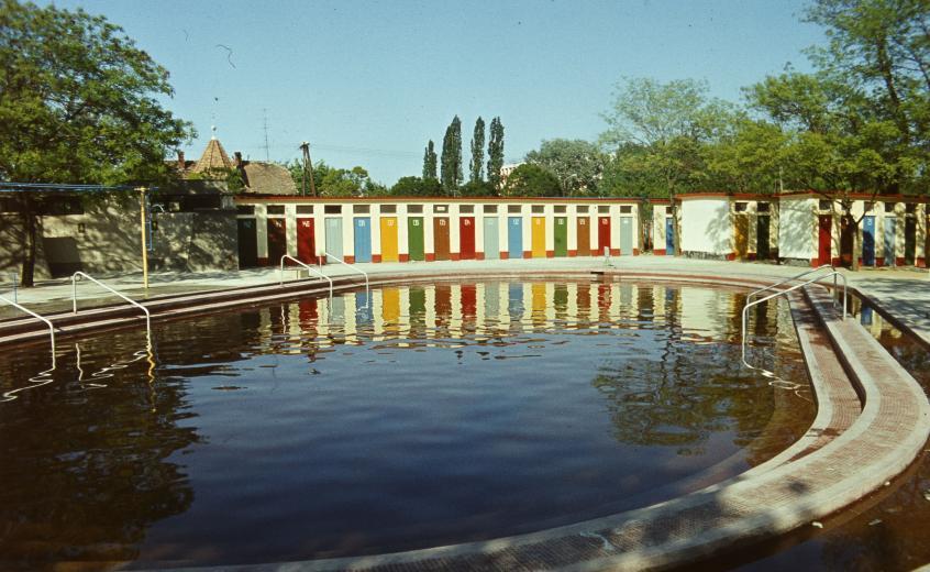 Hajdúszoboszló 1976-ban