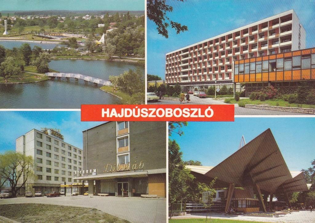 Hajdúszoboszló 80-as évek