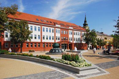Virágos város díjat kapott Gyula