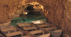Tapolca: újdonság a tavasbarlangban