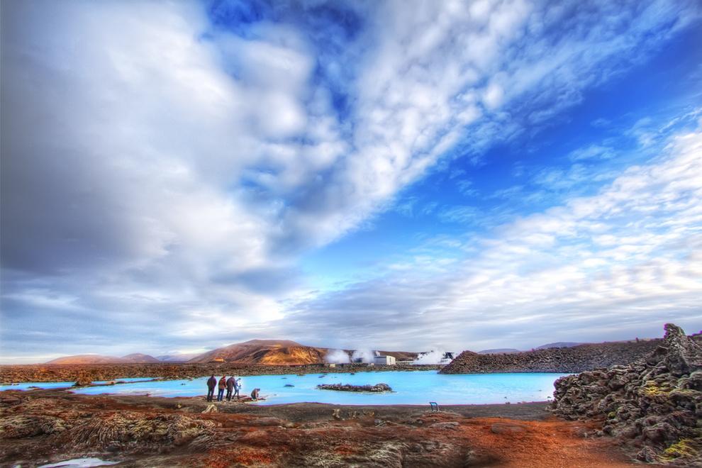 Kék Lagúna Izland