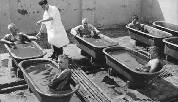 olajos fürdő Azerbajdzsán