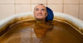 Gyógyhatású fürdő nyersolajból?