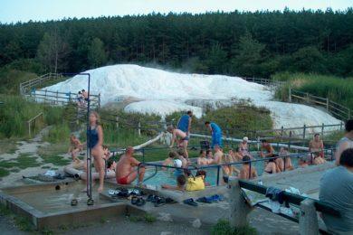 Mióta járnak Egerszalókra fürdeni az emberek?