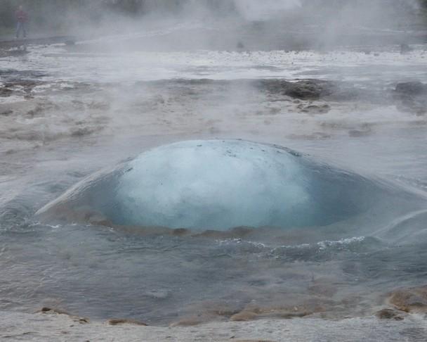 Izland termál