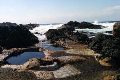 A régi Egerszalókot idézik a japán termálfürdők