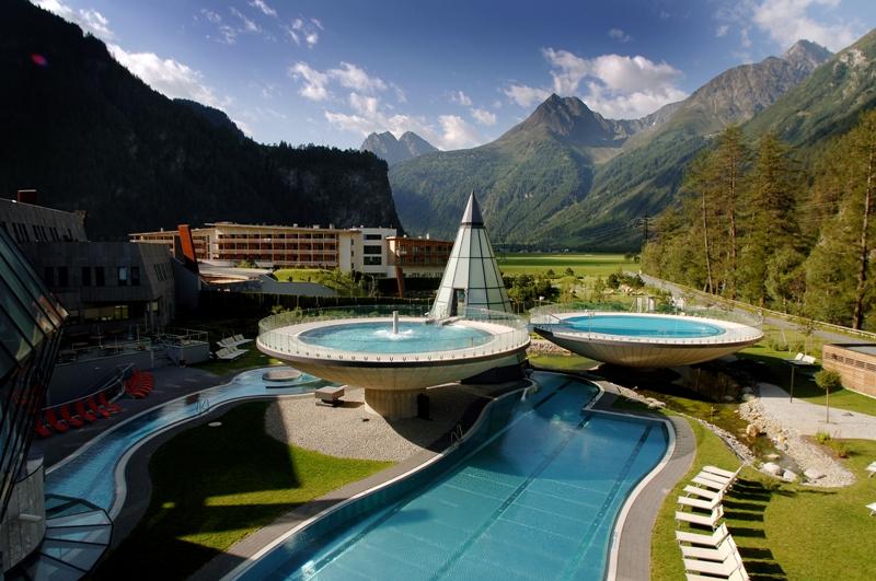 Tiroli termálfürdő