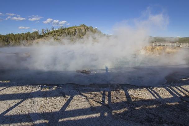 Yellowstone termál