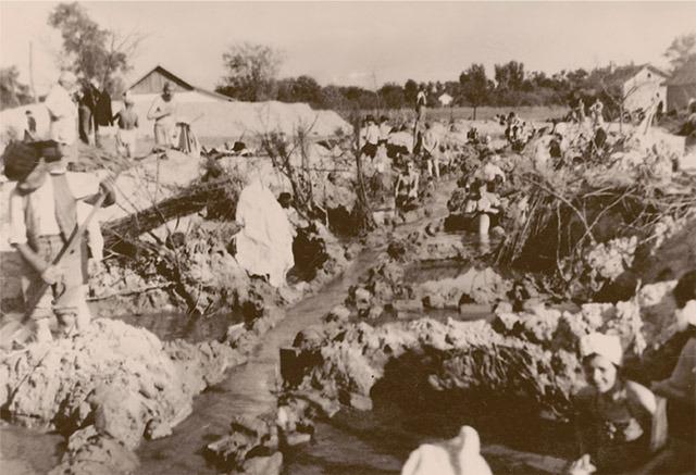 Cserkeszőlő Fürdő régen