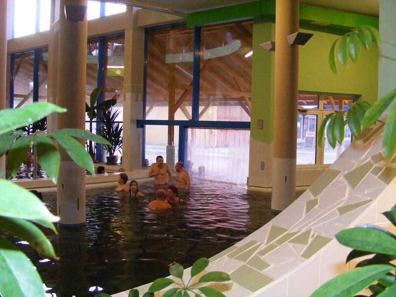 Cserkeszőlő Gyógyfürdő