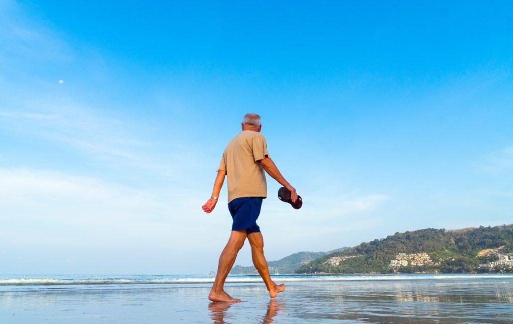nyugdíjas utazó