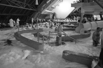 Születésnapját ünneplő termálfürdő és rengeteg szaunás program