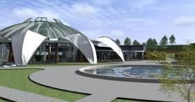 Hatalmas aquapark épül Nagyváradon