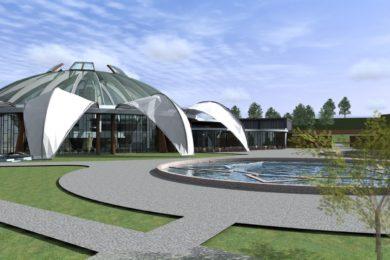 Májusban nyit a hatalmas nagyváradi aquapark