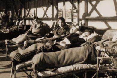 100 éve menő Kneipp Fürdő működött a Balatonnál