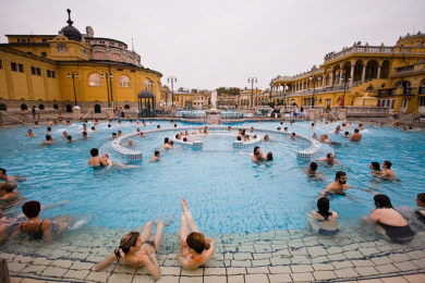 Budapesti gyógyfürdők friss toplistája