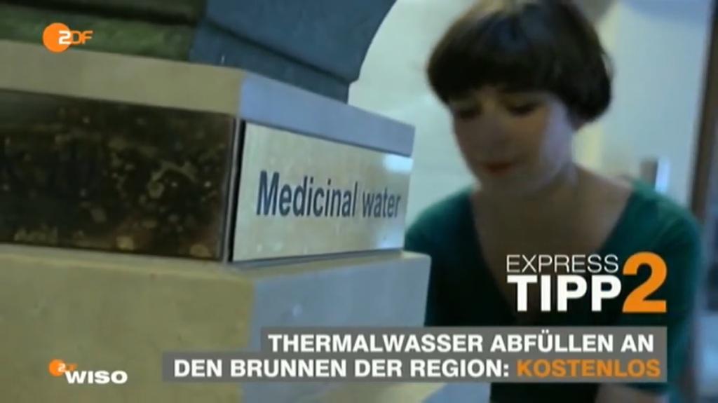 ZDF gyógyvíz