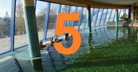 5 olcsó termálfürdő