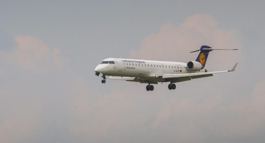 Lufthansa charter