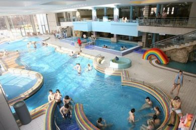 Megvennék a dunaújvárosi Aquantis Élményfürdőt