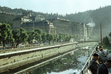 Régen is gyönyörű volt Karlovy Vary