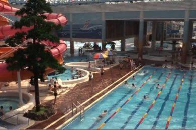 Ilyen egy észak-koreai élményfürdő