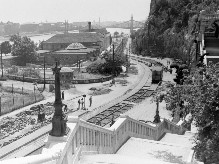 Rudas Gyógyfürdő 1948