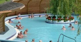 Három megyében nagyon rákaptak a termálfürdőzésre