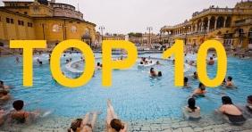Top 10 termálfürdő az árbevétele alapján