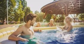 Bükfürdő: újdonságok az idén 55 éves termálfürdőben