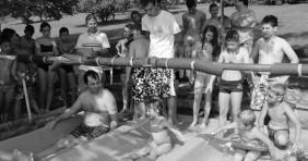 Termálfürdők: Dumaszínház és éjszakai fürdőzések