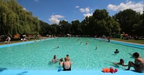Szegedi Partfürdő: lezáratták a medencéket