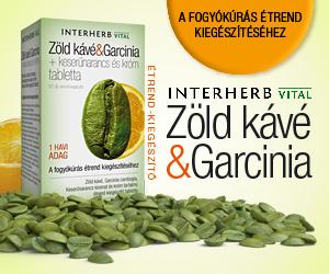 Interherb zöldkávé