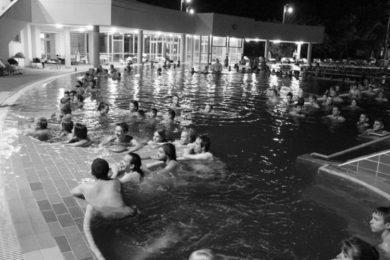Az utolsó teljes nyári héten is lesznek programok a termálfürdőkben