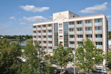 Hajdúszoboszlói szálloda Az Év Hotelei között