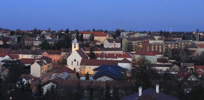 Vasvár település