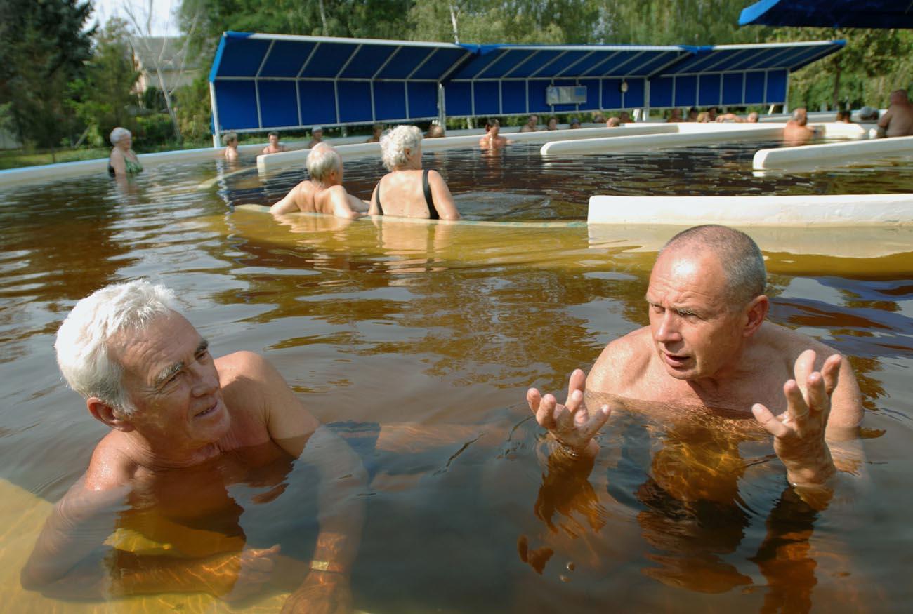 Berekfürdői termálfürdő