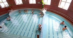 Olcsó termálfürdők Budapesten