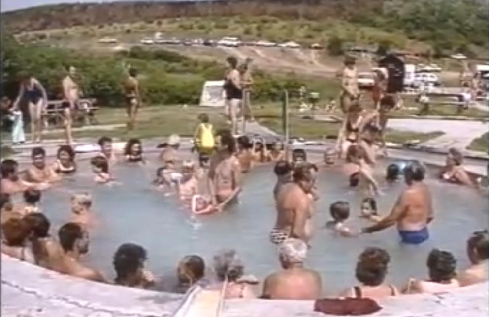 Egerszalóki termálfürdő 1993