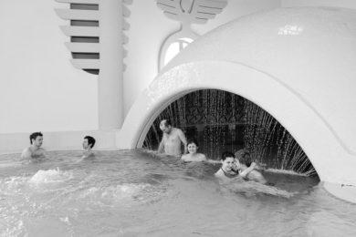 Karácsonykor és a két ünnep között sem maradunk fürdős programok nélkül