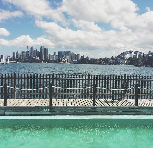 Maccallum Pool Ausztrália